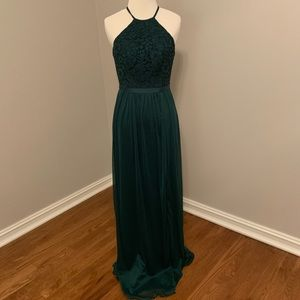 David's Bridal-Bridesmaid dress